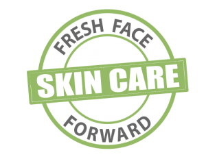 Fresh Face Forward skin care