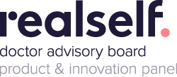RealSelf doctor advisory board logo